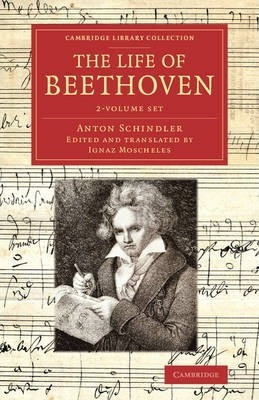 The Life of Beethoven 2 Volume set