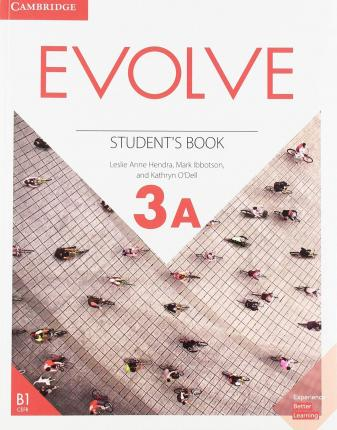 Evolve Level 3A Student's Book