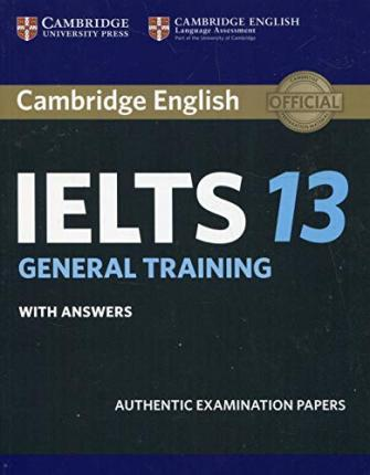 Cambridge IELTS 13 General Training Student's Book with Answers