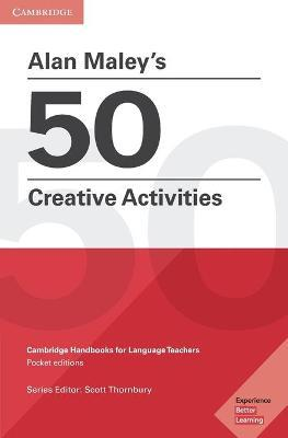 Image result for alan maley's 50 creative activities
