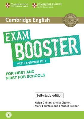 Cambridge English Booster with Answer Key for First and First for Schools - Self-study Edition