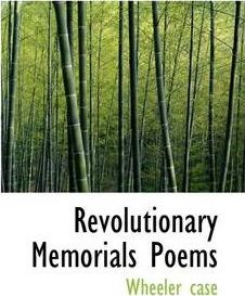 Revolutionary Memorials Poems