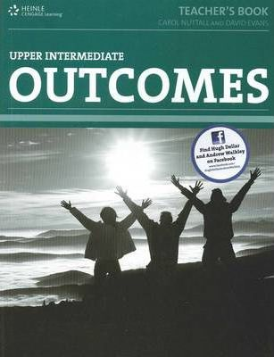 Outcomes (1st ed) - Upper Intermediate - Teacher Book