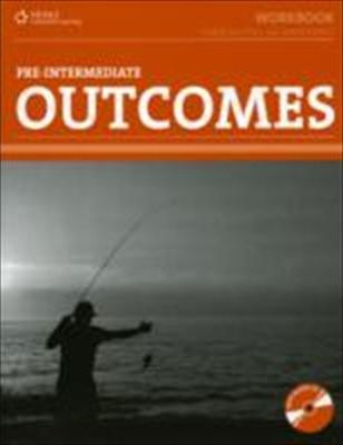 Outcomes Pre-Intermediate Workbook (with key) + CD