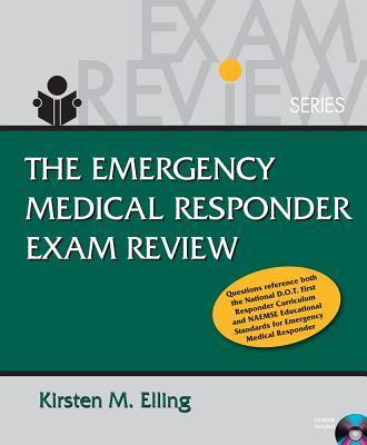 Emergency Medical Responder Exam Review (Book Only)