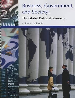 Business, Government, and Society The Global Political Economy