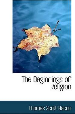 The Beginnings of Religion