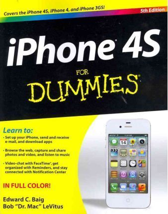 IPhone 4S For Dummies