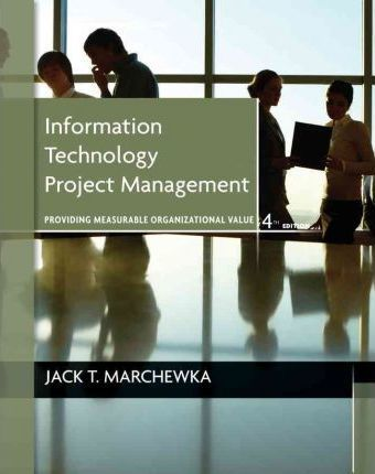 Information Technology Project Management Book