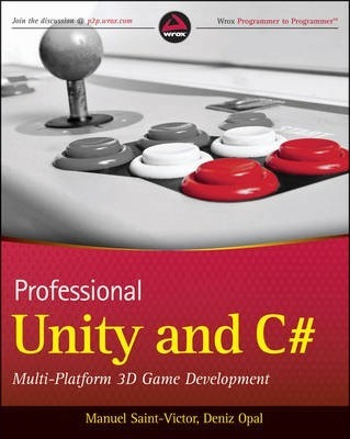 Professional Unity and C# : Sean McCracken : 9781118063378