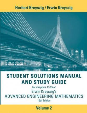 Advanced Engineering Mathematics 8th Edition Solution Manual Pdf