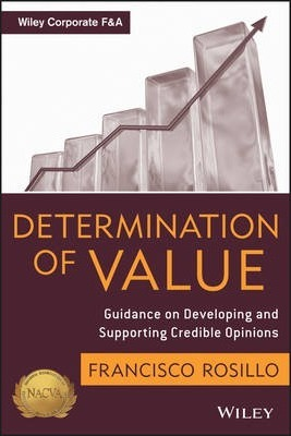 Determination of Value  Appraisal Guidance on Developing and Supporting a Credible Opinion