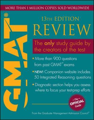 The Official Guide for GMAT Review (Korean Edition)