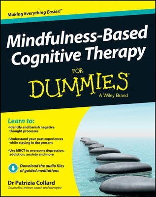 Mindfulness-Based Cognitive Therapy For Dummies Cover Image