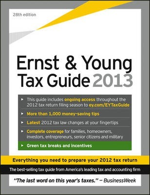 Ernst & Young Tax Guide 2013