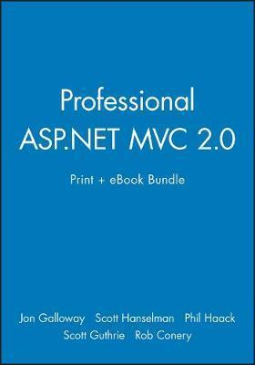 Professional ASP.Net MVC 2.0 Print + eBook Bundle