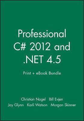 Professional C# 2012 and .Net 4.5 Print + eBook Bundle