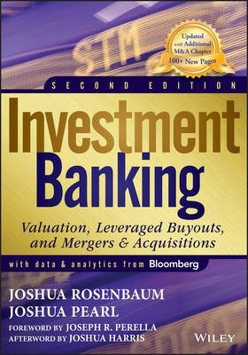 Investment Banking, Second Edition
