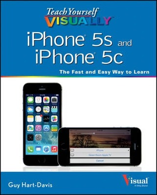 Teach Yourself Visually IPhone 5s And 5c