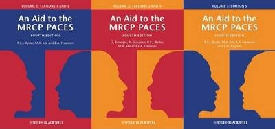 An Aid to the MRCP PACES: Volumes 1, 2 and 3: Stations 1-5