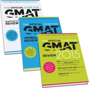 The Official Guide for GMAT Review 2015 Bundle (Official Guide + Verbal Guide + Quantitative Guide)