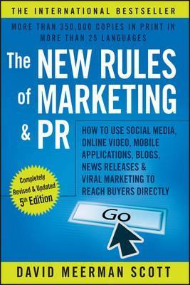 The New Rules of Marketing & PR