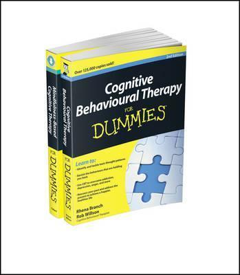 CBT For Dummies Collection - Cognitive Behavioural Therapy For Dummies, 2nd Edition/Mindfulness-Based Cognitive Therapy For Dummies Cover Image