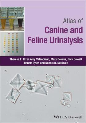 atlas of canine and feline urinalysis theresa e rizzi 9781119110354 diagram of urinary system labelled diagram of urinalysis #31