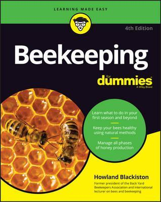 Beekeeping for Dummies, 4th Edition