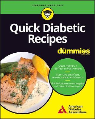 Quick Diabetic Recipes For Dummies American Diabetes
