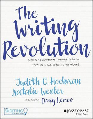 The Writing Revolution Cover Image