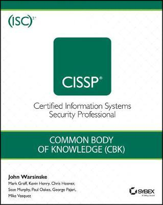 The Official (ISC)2 Guide to the CISSP CBK Reference : John