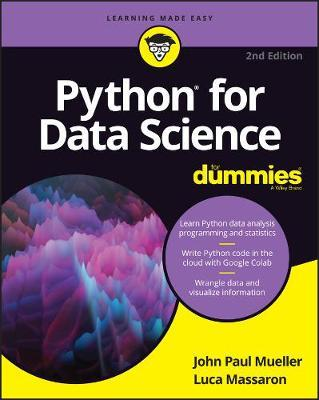 Python for Data Science For Dummies : John Paul Mueller