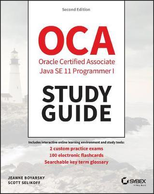OCP Oracle Certified Professional Java SE 11 Programmer I Study
