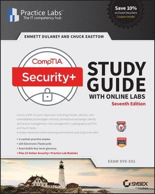 CompTIA Security+ Study Guide with Online Labs