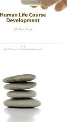 (AUCS) Human Life Course Development: Life Transitions 92431 Custom for University of Technology Sydney