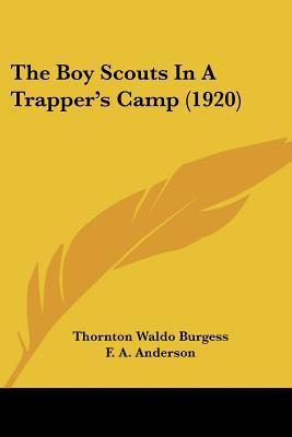 The Boy Scouts in a Trapper's Camp (1920)