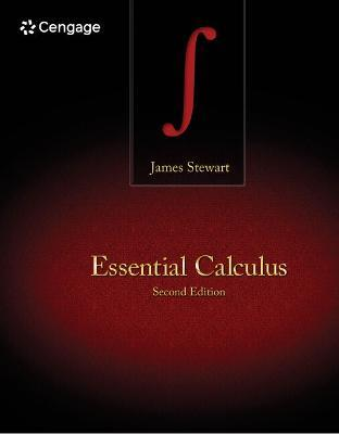 Student Solutions Manual for Stewart's Essential Calculus, 2nd