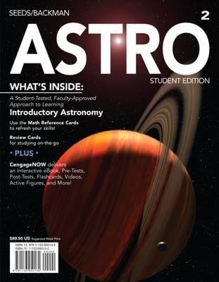 ASTRO2 (with CengageNOW (TM), 1 term Printed Access Card)