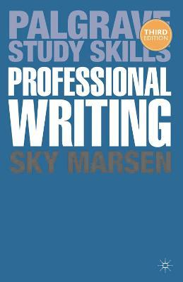 revising professional writing 3rd edition