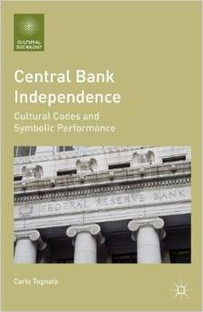 features of central bank