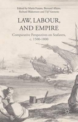 Law, Labour, and Empire