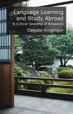 Language Learning and Study Abroad  A Critical Reading of Research
