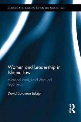 Women and Leadership in Islamic Law