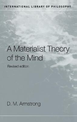 a materialist theory of the mind pdf