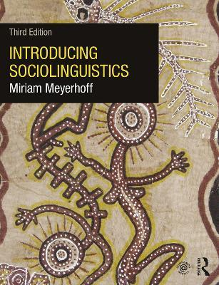 Introducing Sociolinguistics Cover Image