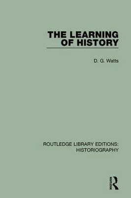 The Learning of History