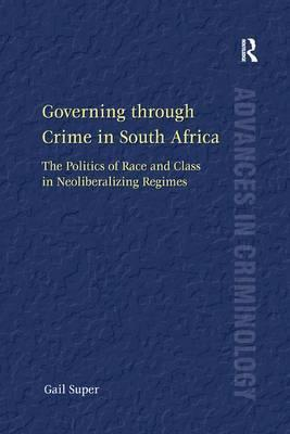 Governing through Crime in South Africa