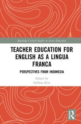 Teacher Education for English as a Lingua Franca