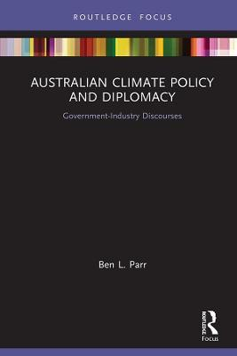 Australian Climate Policy and Diplomacy